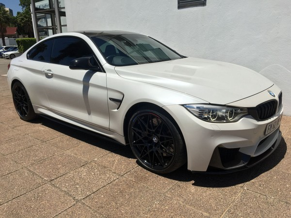 2016 BMW M4 Coupe M-DCT Competition Gauteng Germiston_0