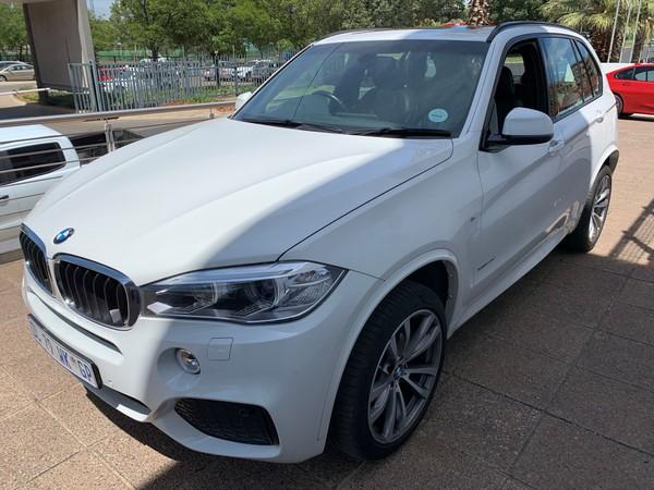 2015 BMW X5 Xdrive30d M-sport At  Gauteng Germiston_0