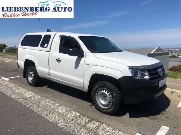 2016 Volkswagen Amarok 2.0tdi 103kw Sc Pu  Western Cape Cape Town_0