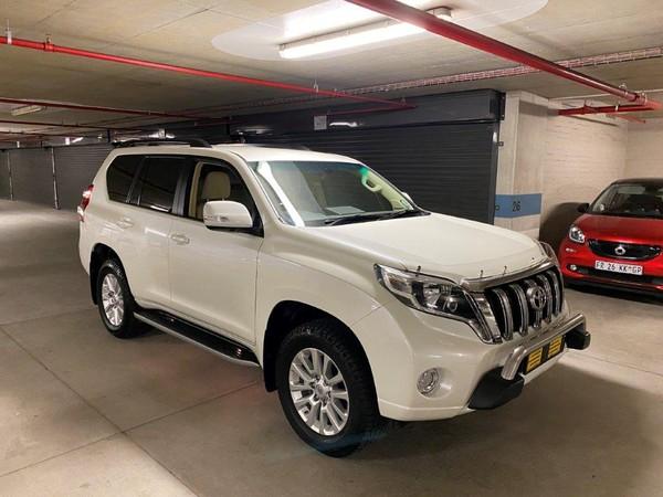 2017 Toyota Prado VX 4.0 V6 Auto Western Cape Cape Town_0