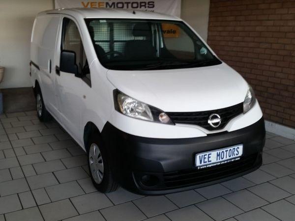 2014 Nissan NV200 1.6i Visia FC Panel van Gauteng Edenvale_0