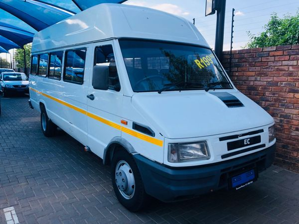 1998 Iveco Daily TURBO DAILY 23 SEATER BUS HR Gauteng Pretoria_0