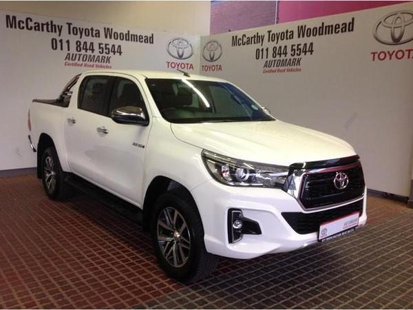 2019 Toyota Hilux 2.8 GD-6 RB Raider Double Cab Bakkie Auto Gauteng Sandton_0