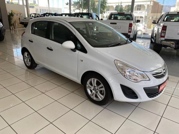 2012 Opel Corsa 1.4 Essentia 5dr  Western Cape Paarl_0