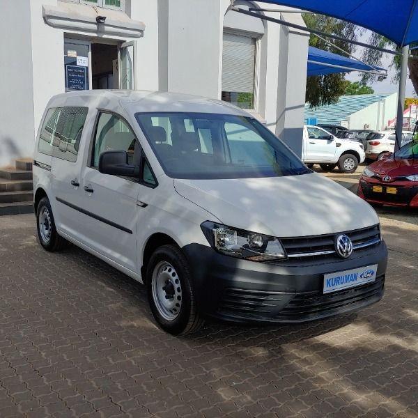 2019 Volkswagen Caddy Crewbus 1.6i Northern Cape Kuruman_0
