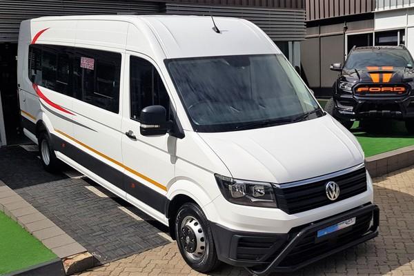 2019 Volkswagen Crafter 50 Facelift 2.0TDI  XLWB 22 Seat LUXURY BUS  Gauteng Midrand_0