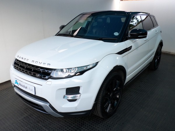 2013 Land Rover Evoque 2.2 Sd4 Dynamic  Gauteng Randburg_0