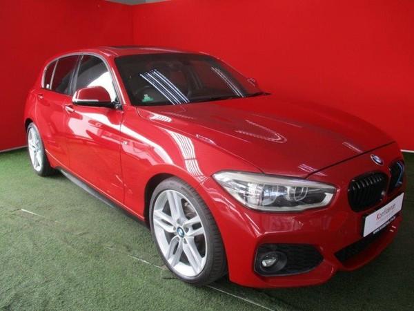2017 BMW 1 Series 120d M Sport 5-Door Auto Gauteng Randburg_0