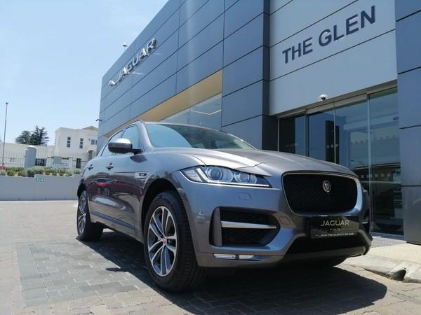 2020 Jaguar F-Pace 3.0D AWD R-Sport Gauteng Alberton_0