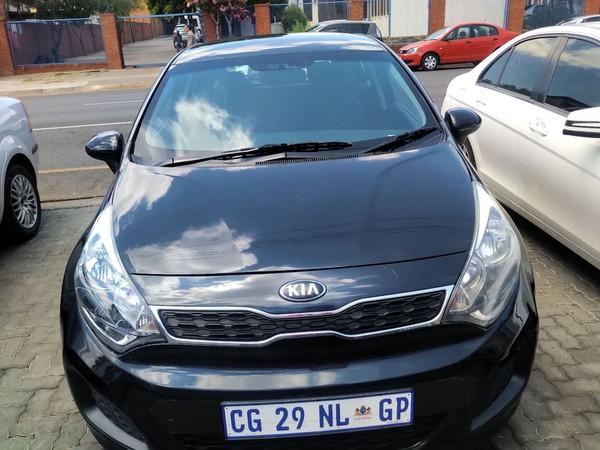 2013 Kia Rio 1.4 5dr  Gauteng Pretoria_0