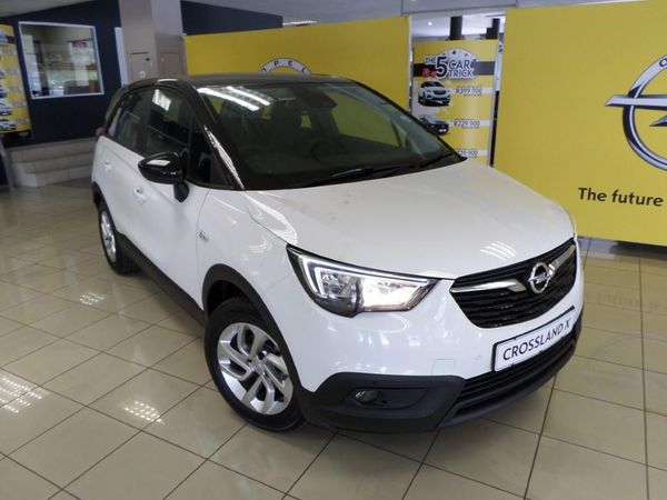 2020 Opel Crossland X 1.6TD Enjoy Gauteng Randburg_0
