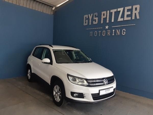 2013 Volkswagen Tiguan 1.4 Tsi Bmot Tren-fun 118kw  Gauteng Pretoria_0
