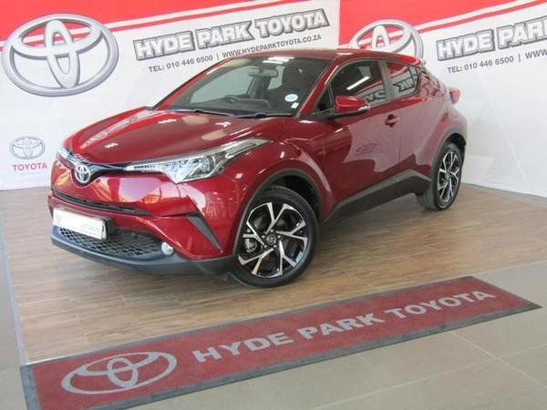 2018 Toyota C-HR 1.2T Plus CVT Gauteng Sandton_0