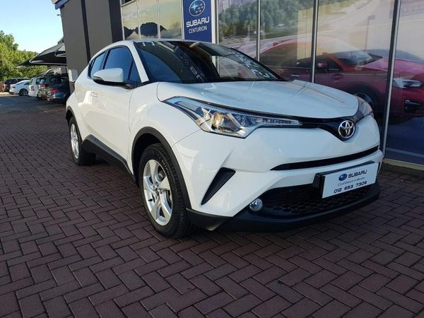 2017 Toyota C-HR 1.2T Plus Gauteng Centurion_0