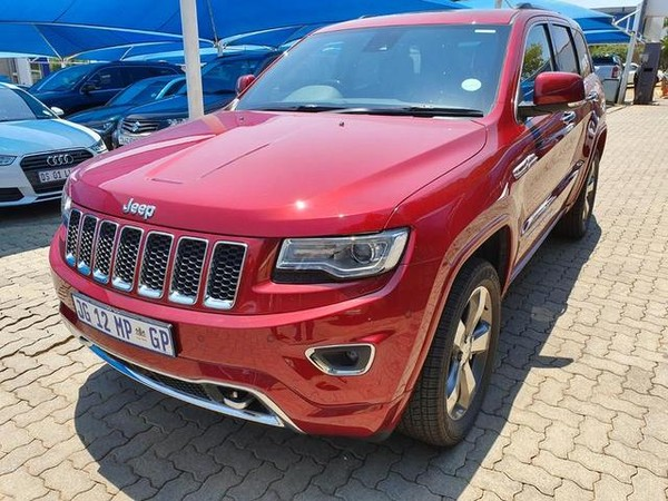 2019 Jeep Grand Cherokee 3.6L Overland Gauteng Randburg_0