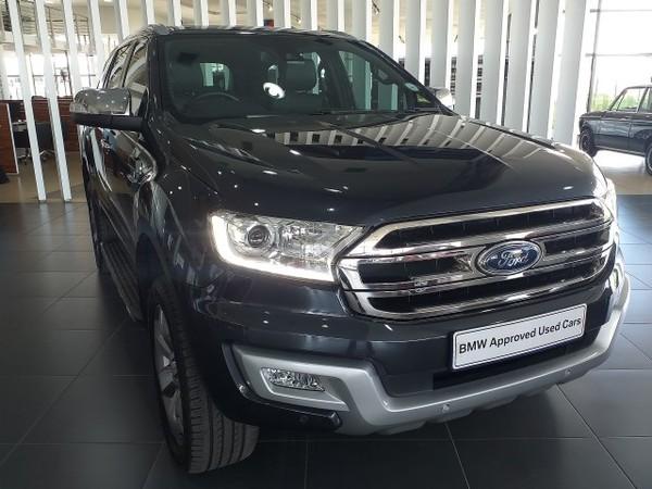 2018 Ford Everest 3.2 LTD 4X4 Auto Gauteng Vereeniging_0