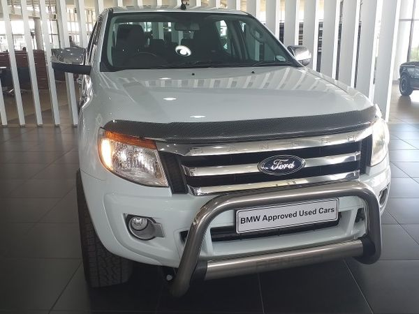 2012 Ford Ranger 3.2tdci Xlt At  Pu Dc  Gauteng Vereeniging_0