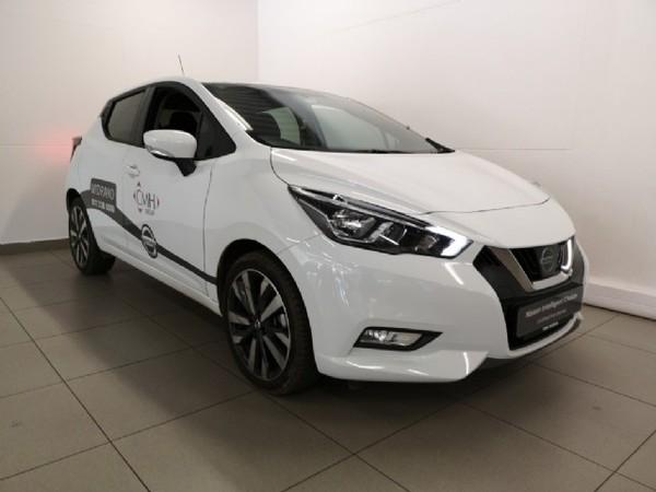 2019 Nissan Micra 900T Acenta Plus Gauteng Midrand_0
