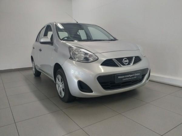 2019 Nissan Micra 1.2 Active Visia Gauteng Midrand_0