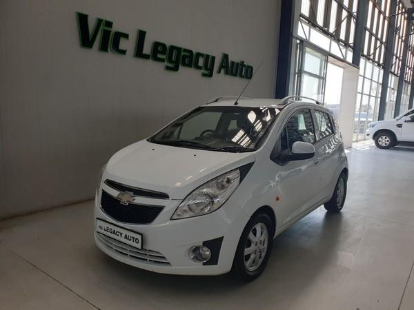 2011 Chevrolet Spark 1.2 Ls 5dr  Gauteng Vereeniging_0
