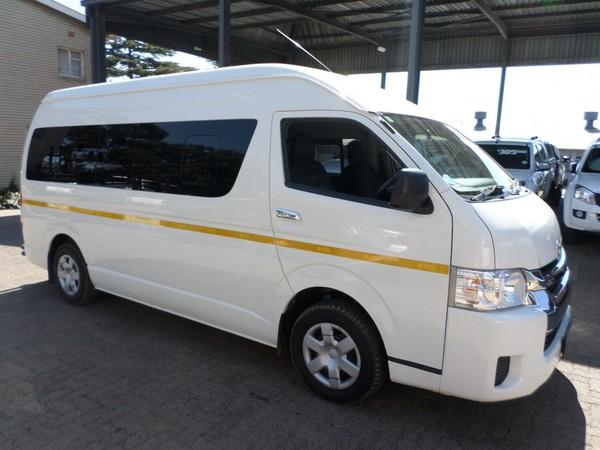 2017 Toyota Quantum 2.5 D-4d 14 Seat  Mpumalanga Ermelo_0