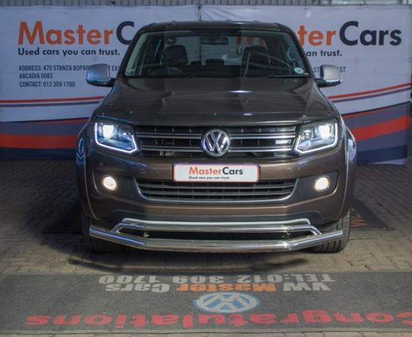2016 Volkswagen Amarok 2.0 BiTDi Ultimate 132KW 4MOT Auto Double Cab Bakk Gauteng Pretoria_0