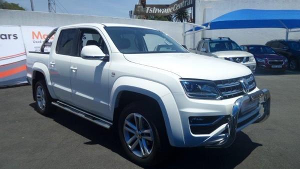 2018 Volkswagen Amarok 2.0 BiTDi Highline 132KW 4MOT Auto Double cab bakk Gauteng Pretoria_0
