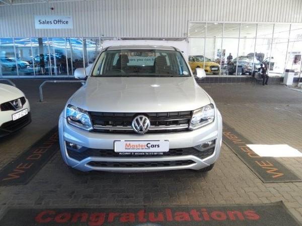 2019 Volkswagen Amarok 2.0TDi C-LINE 103KW Double Cab Bakkie Gauteng Pretoria_0