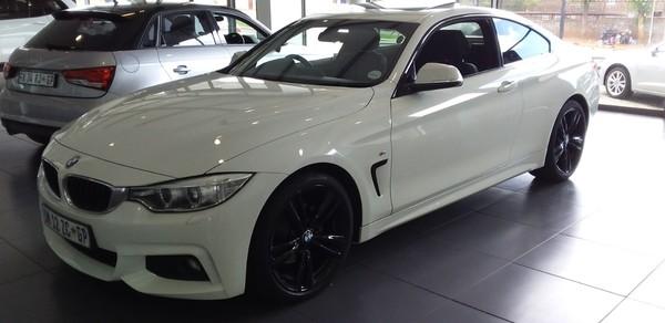2015 BMW 4 Series 420D Coupe M Sport Auto Gauteng Roodepoort_0