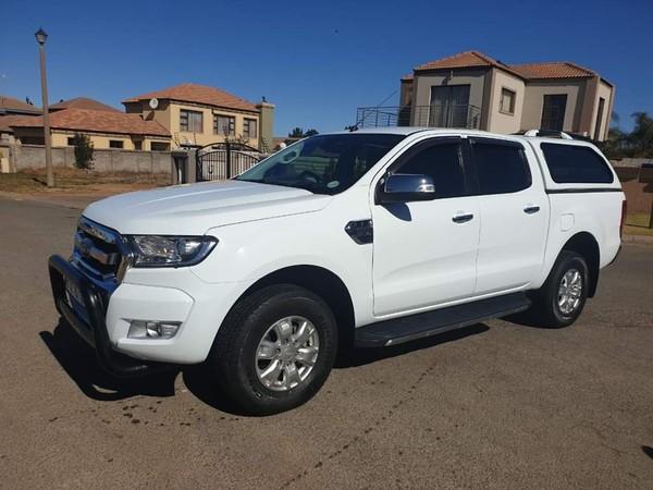 2017 Ford Ranger 2.2TDCi XLT Auto Double Cab Bakkie Gauteng Vereeniging_0