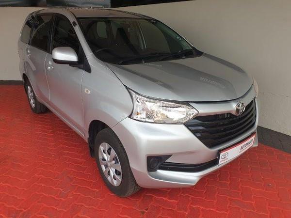 2019 Toyota Avanza 1.5 SX Gauteng Pretoria_0