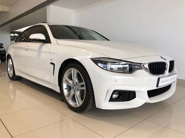 2019 BMW 4 Series BMW 420i Grand Coupe MSport Western Cape Somerset West_0