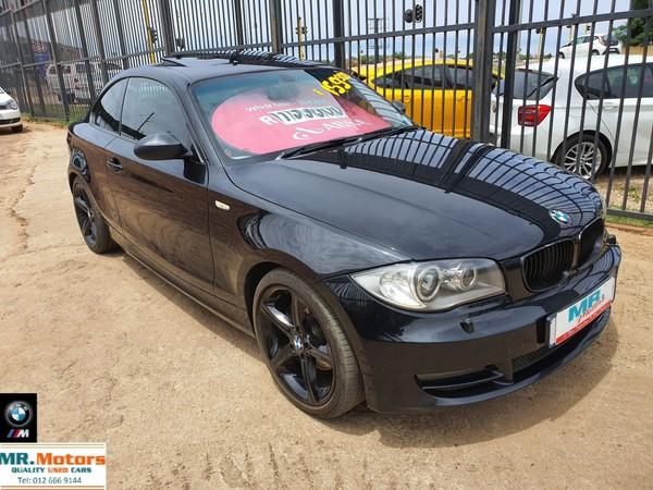 2009 BMW 1 Series 125i Coupe Sport At  Gauteng Centurion_0