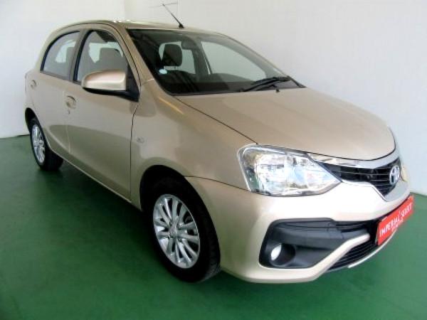 2017 Toyota Etios 1.5 Xs 5dr  Gauteng Alberton_0