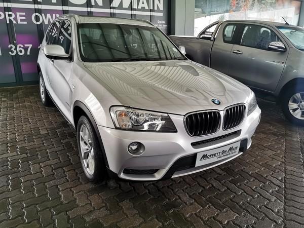 2012 BMW X3 Xdrive20i  At  Eastern Cape Port Elizabeth_0
