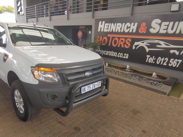 2015 Ford Ranger 2.2tdci Xl Pu Supcab  Gauteng Pretoria_0