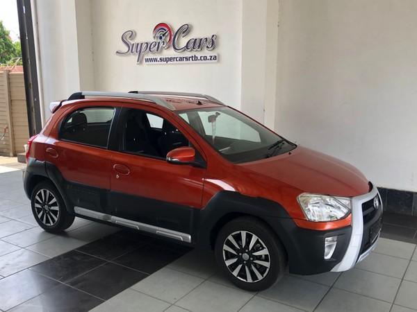 2015 Toyota Etios Cross 1.5 Xs 5Dr North West Province Rustenburg_0