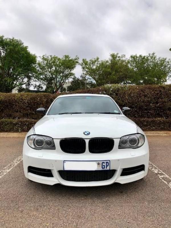 2008 BMW 1 Series 135i Coupe Sport  Gauteng Garsfontein_0