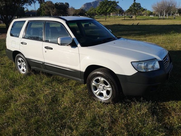2005 Subaru Forester 2.5 X At  Western Cape Somerset West_0