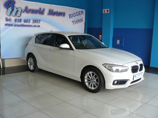 2016 BMW 1 Series 118i 5DR Auto f20 North West Province Klerksdorp_0