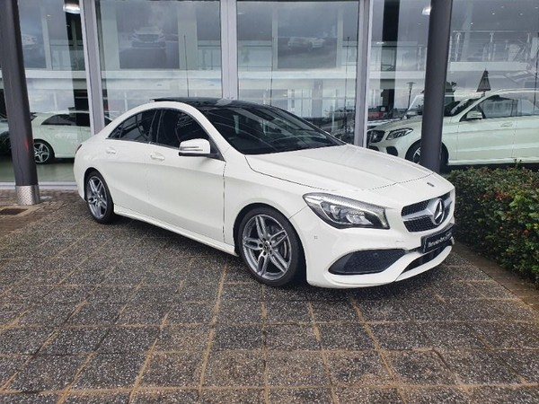 2016 Mercedes-Benz CLA-Class 200 AMG Auto Western Cape Somerset West_0