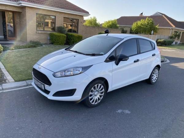 2016 Ford Fiesta 1.0 Ecoboost Ambiente Powershift 5-Door Auto Western Cape Paarl_0