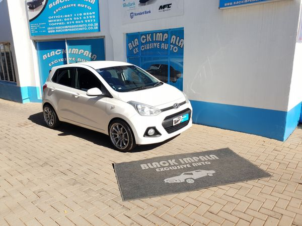 2016 Hyundai i10 1.25 Gls  Gauteng Pretoria North_0