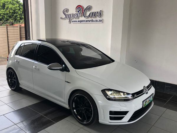 2015 Volkswagen Golf VII 2.0 TSI R DSG North West Province Rustenburg_0