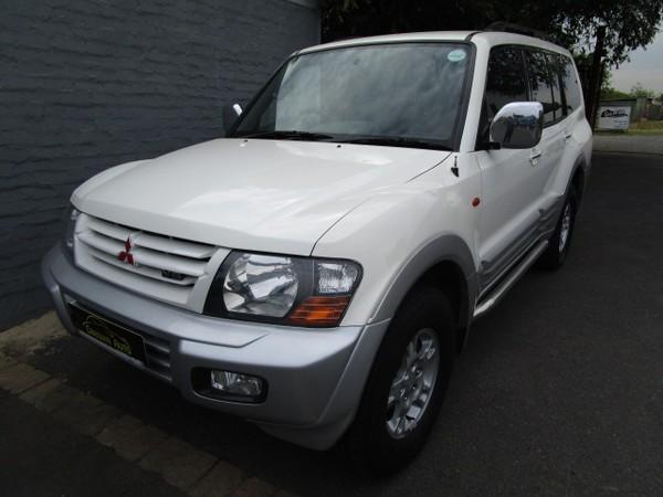 2002 Mitsubishi Pajero 3.5 Gls  Gauteng North Riding_0