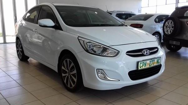 2017 Hyundai Accent 1.6 Gls  Northern Cape Kimberley_0