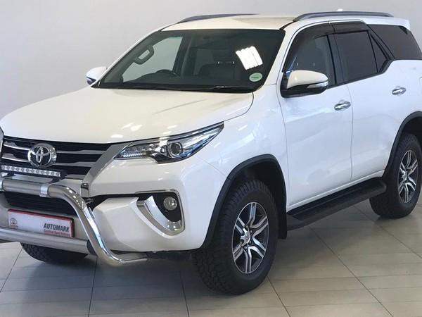 2016 Toyota Fortuner 2.8GD-6 4X4 Auto Mpumalanga Lydenburg_0