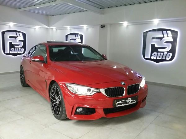 2014 BMW 4 Series 435i Coupe M Sport Auto Western Cape Cape Town_0