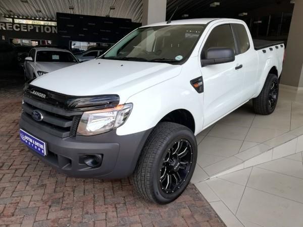 2014 Ford Ranger 2.2tdci Xl Pu Supcab  Gauteng Boksburg_0