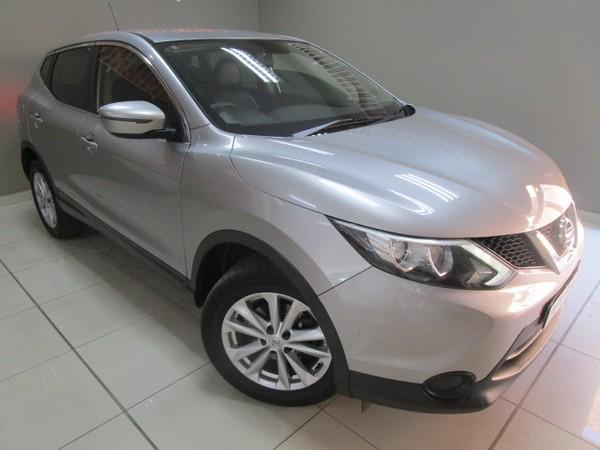 2015 Nissan Qashqai 1.2T Visia Gauteng Benoni_0